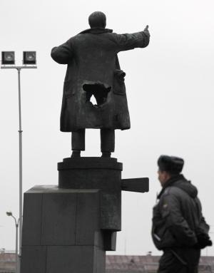 Lenine au cul troué