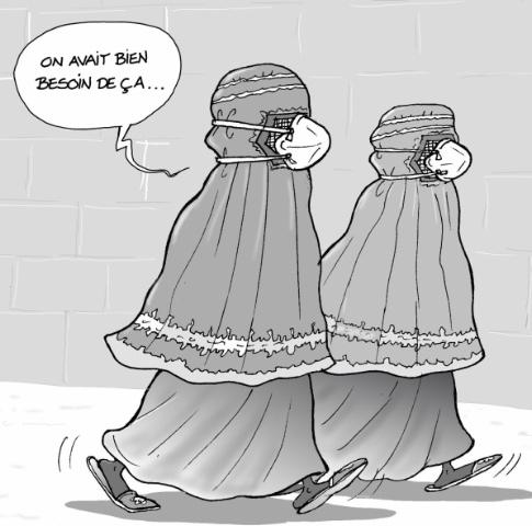 Burka h1n1