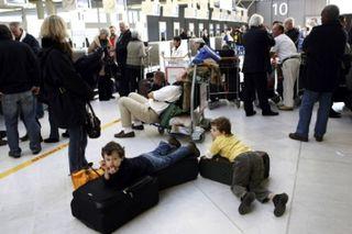 Aeroports-greves-perturbations-trafic