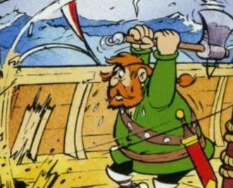 Asterix-pirates
