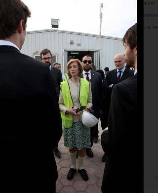Nicole-Bric-Ministre-Commerce-Exterieur-deplacement-Qatar